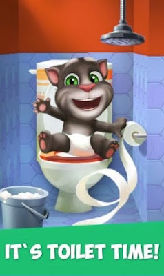 10 game android populer my talking tom