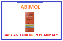 Abimol 174 Syrup Babies And Children Pharmacy