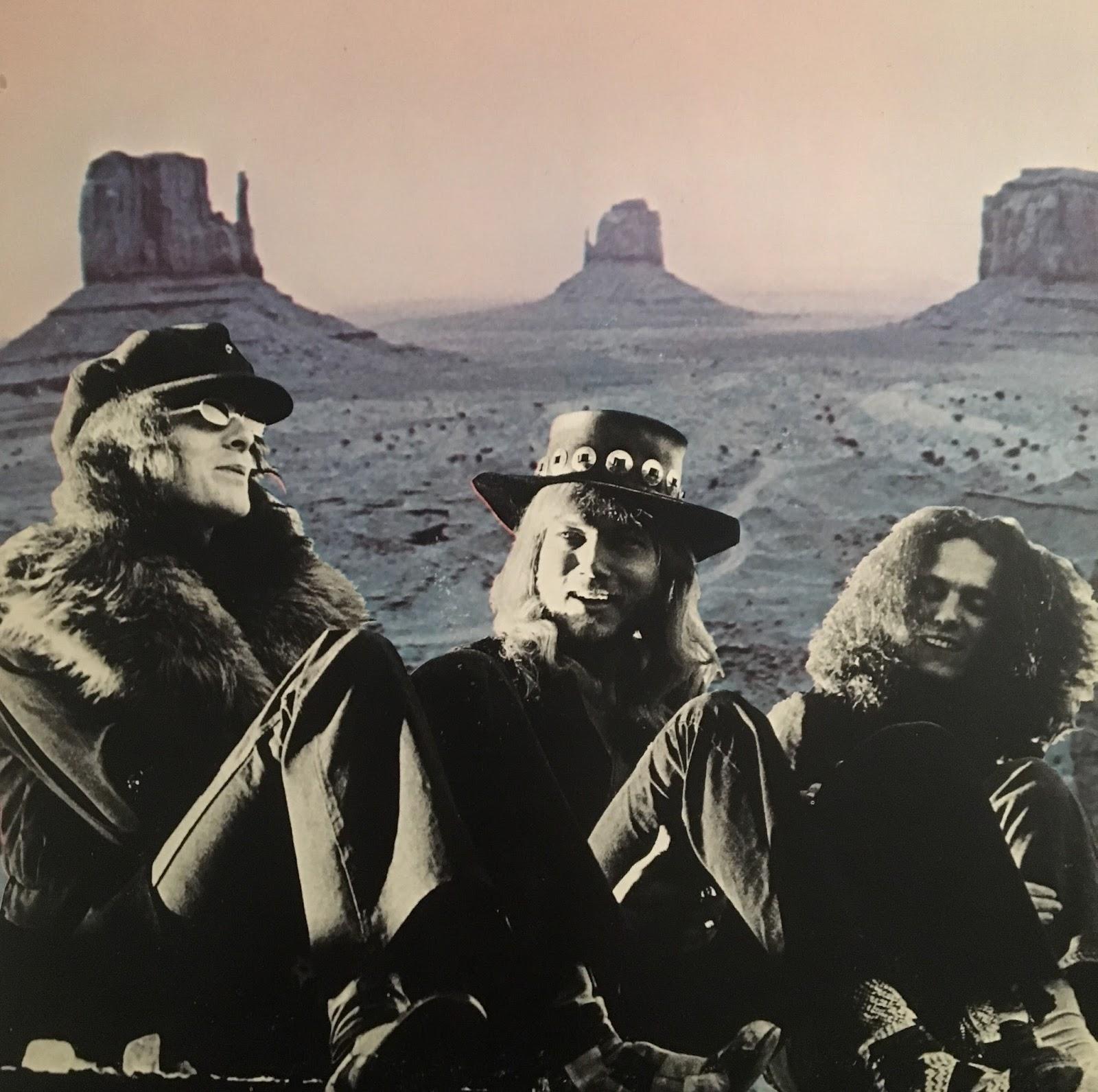 La nueva banda de Noel despues de Hendrix