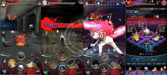 Game Tokyo Ghoul Android Apk Full terbaru
