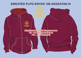 SWEATER  PESERTA PLPG