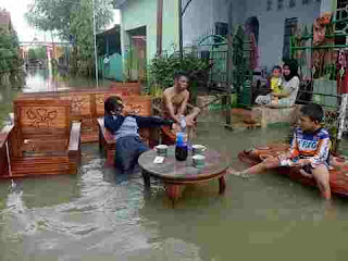 सपने में बाढ़ देखना sapne me flood ka dekhna
