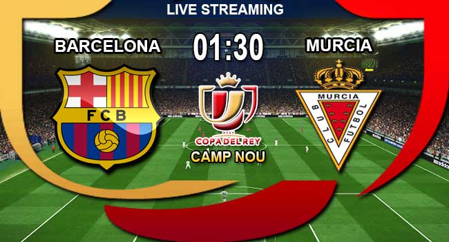 live streaming barcelona vs murcia 30 november 2017
