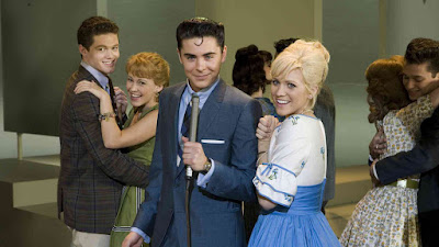 Hairspray 2007 movie musical Zac Efron Brittany Snow