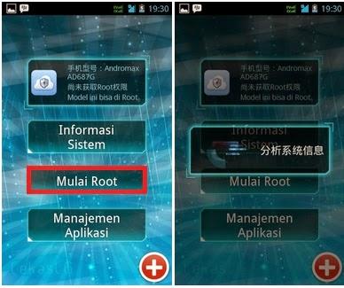 root andromax g tanpa pc
