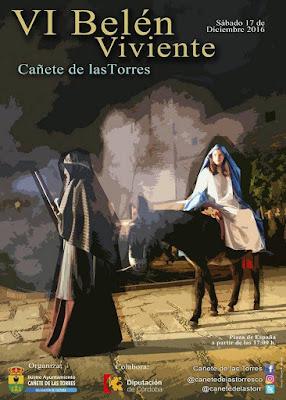 Belén Viviente de Cañete de las Torres (Córdoba) 2016