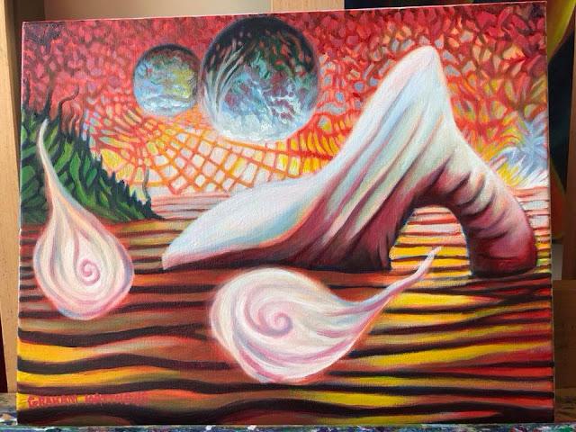 Planets Grid Spirits