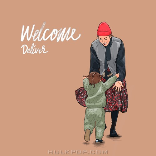 Deliver – Welcome – Single
