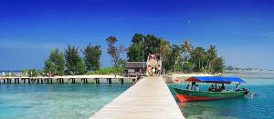 Paket Wisata Tour Jakarta - Kepulauan Seribu - Banten