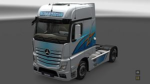New Konzack skin for Mercedes MP4