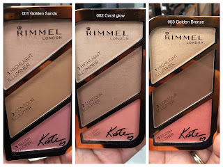 Rimmel Kate Sculpting Kit Review