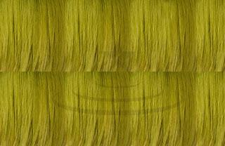 Công thức nhuộm màu rêu vàng tuyệt đẹp trên nền tóc ba khúc màu