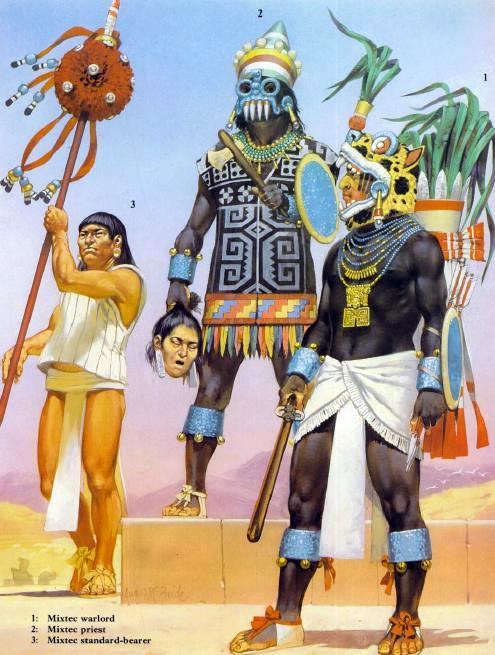 Mixtecs