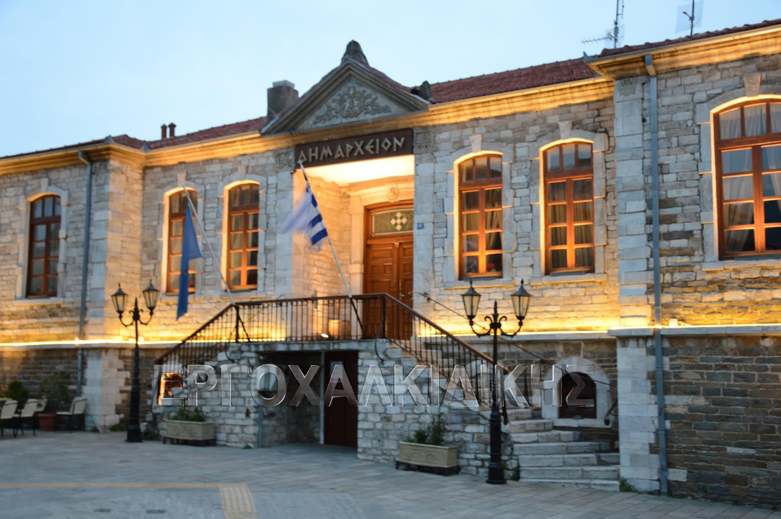 Συνεδρίαση δημοτικού συμβουλίου Πολυγύρου