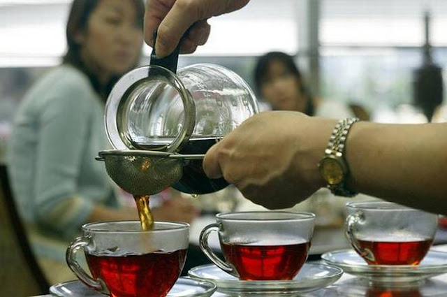 Goodricke eyes 'tea tourism' in Darjeeling