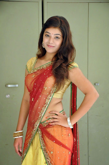 Yamini half saree photos-HQ-Photo-9