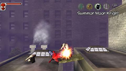 Spider Man Web Of Shadows - Download Game PSP PPSSPP PSVITA Free