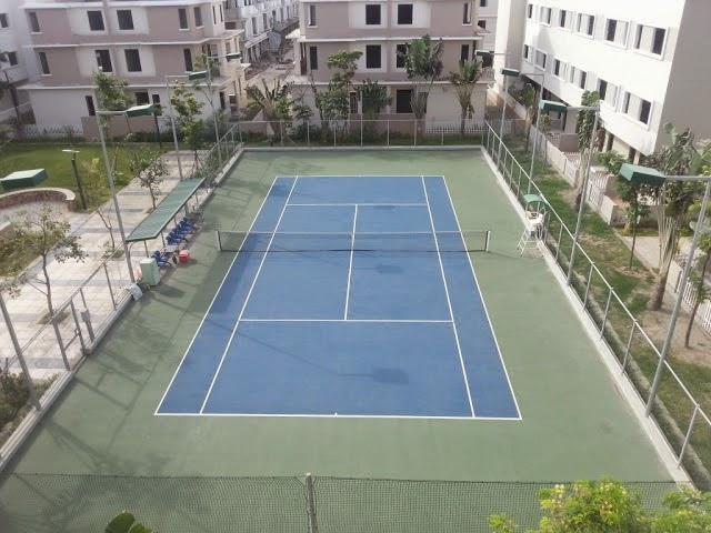 Sân tenis