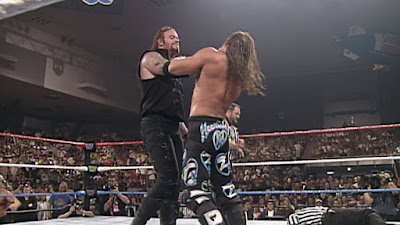 Undertaker vs Shawn Michaels at In Your House Ground Zero - Top 10 Best Ever In Your House matches