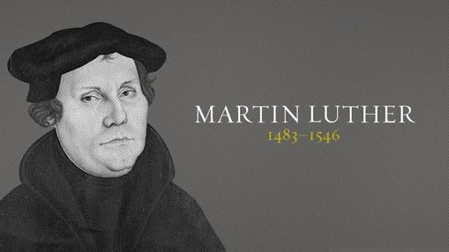 ¿Quién fue Martín Lutero?