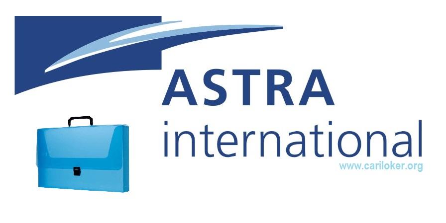 Lowongan Jobs Operator Produksi Perusahaan PT Astra International August of August 2018