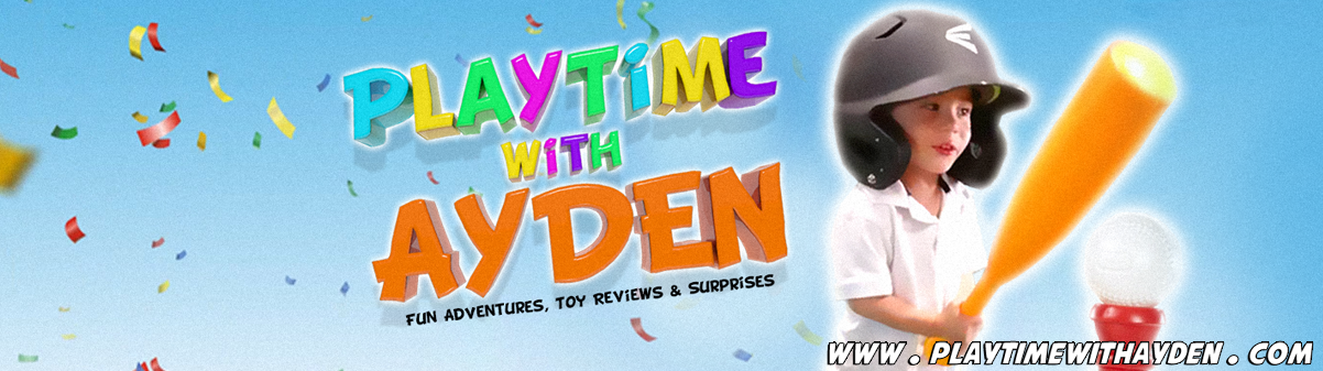Playtime with Ayden