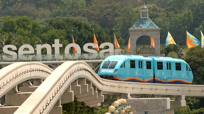 Sentosa Island Tempat Wisata di Singapura : tempatwisata.biz.id
