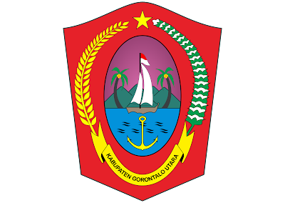 Logo Kabupaten Gorontalo Utara