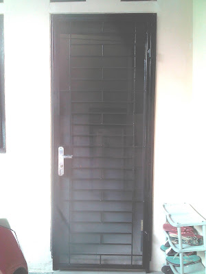 pintu kasa nyamuk bintaro