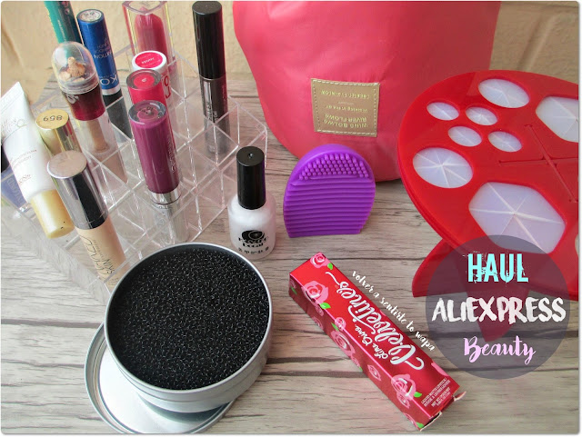 Haul Beauty Aliexpress