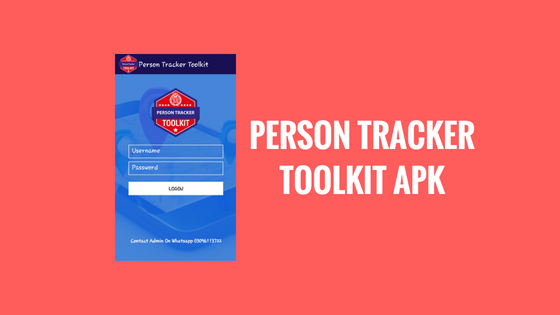 Person Tracker Toolkit APK