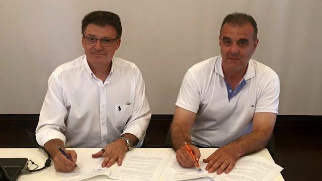 Σαμοθράκη: Έπεσαν οι υπογραφές για την αποκατάσταση της δημοτικής οδού Θέρμων - Κήπων
