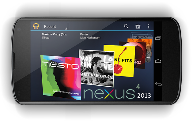 Google NEXUS 4 2013 Release date, Specs and Price