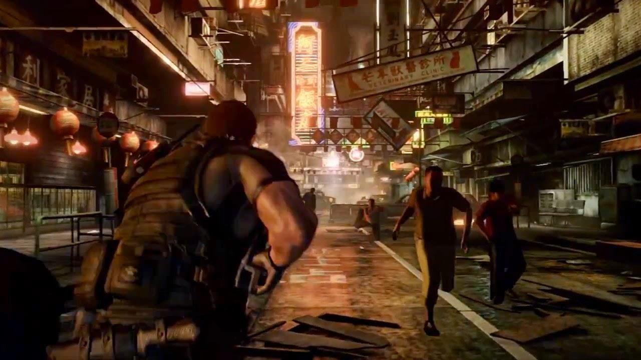 Resident-Evil-6-Gameplay