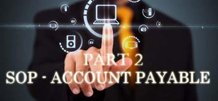 Kebijakan dan Prosedur Hutang Dagang (Account Payable) - SOP Part 2 - 1