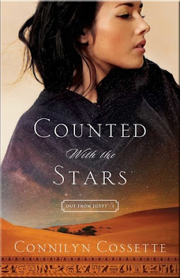 BOOK REVIEW: Counted with the Stars by Connilyn Cossette