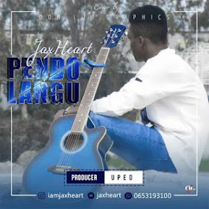 Download Mp3 | Jax Heart - Pendo Langu