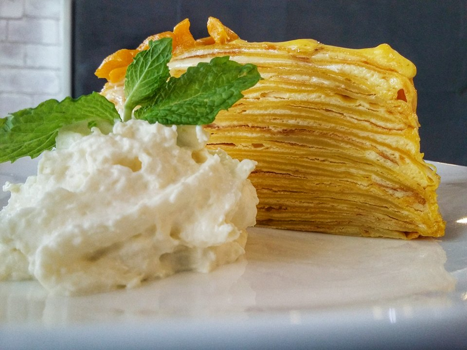 Crepe Layer Cake Recipe