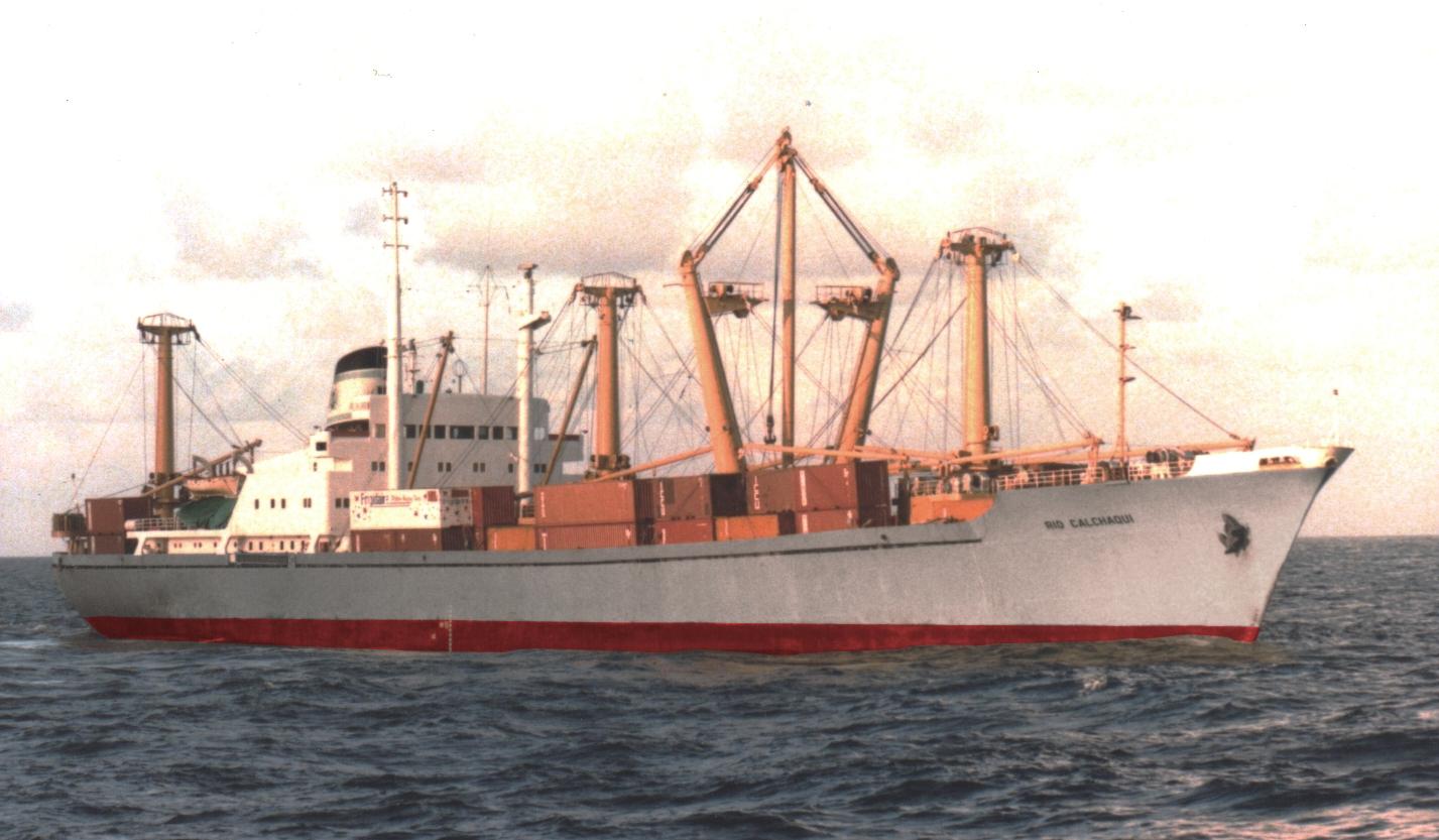 25 de noviembre: día de la Marina Mercante Argentina
