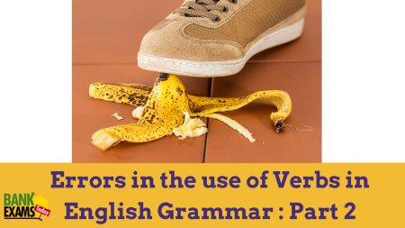 errors english