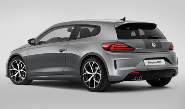 2018 Volkswagen Scirocco Specs and Price