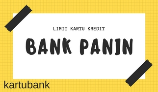 Gambar ilustrasi limit kartu kredit bank panin