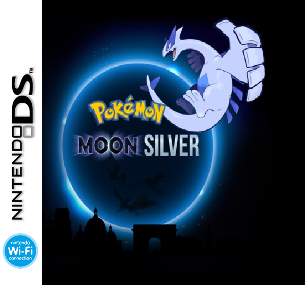 Pokemon Moon Silver