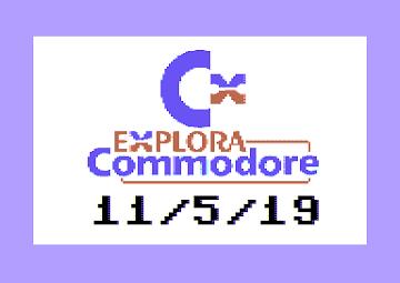 Explora Commodore 5 #Commodore Plus
