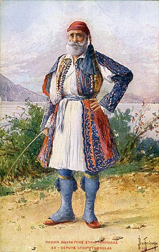 Αλέξιος Στριφτόμπολας, ο κερτεζίτης