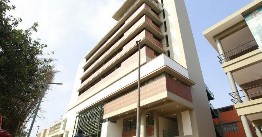 UNI: Universidad Nacional de Ingeniería tiene el primer edificio antisísmico capaz de reducir efectos de los temblores - www.uni.edu.pe