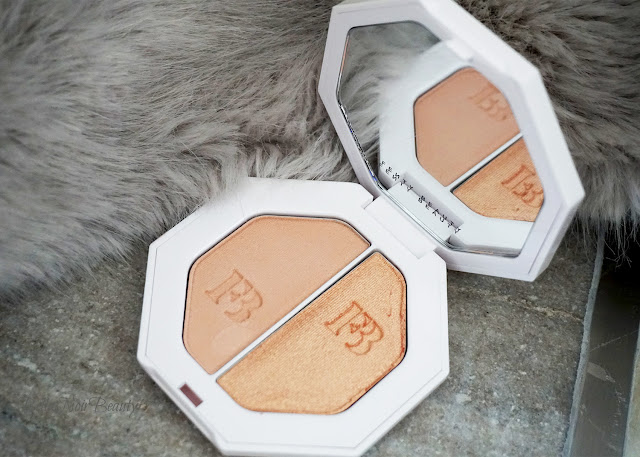 Fenty Beauty Killawatt Highlighter Hustla Baby/Mean Money | bellanoirbeauty.com