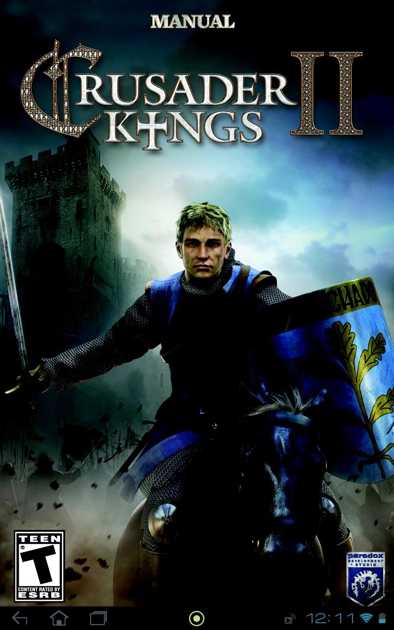 Crusader Kings Ii Windows Mac Game: Real And Simulated Wars: Crusader Kings II
