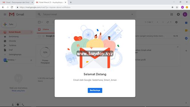 Cara Membuat Akun Gmail Tanpa Verifikasi No HP di PC 2019