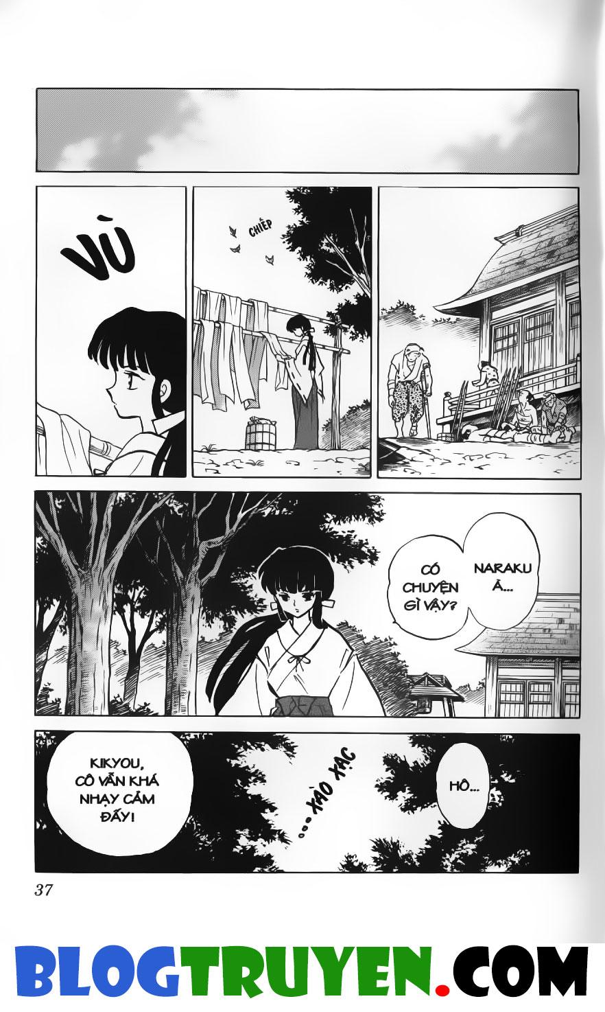 Inuyasha vol 18.2 trang 15